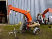 SOLD!!! TRILO SU40 TRAILED VACUUM HONDA