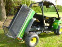 sold ! JOHN DEERE HPX GATOR DIESEL 4X4 UTILITY