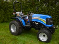 SOLIS 26 COMPACT TRACTOR 4X4