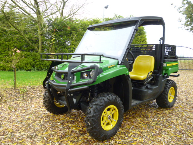 Sold John Deere Xux 550 Buggy Utility For Sale Fnr