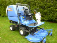 SOLD!!! ISEKI SF240 RIDE ON COLLECTOR MOWER