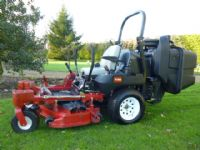 SOLD ! TORO Z TRACK 580 ZERO TURN MOWER ride on