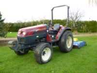 TYM T290 COMPACT TRACTOR 4X4 500 HOURS !