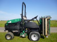 SOLD!!! RANSOMES 3 TRIPLE GANG MOWER LIBRARY PIC