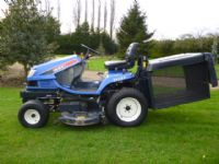 SOLD!!! ISEKI SXG22 DIESEL LOW TIP RIDE ON MOWER