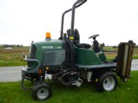 sold ! HAYTER LT324 RIDE ON DIESEL MOWER FLOATING