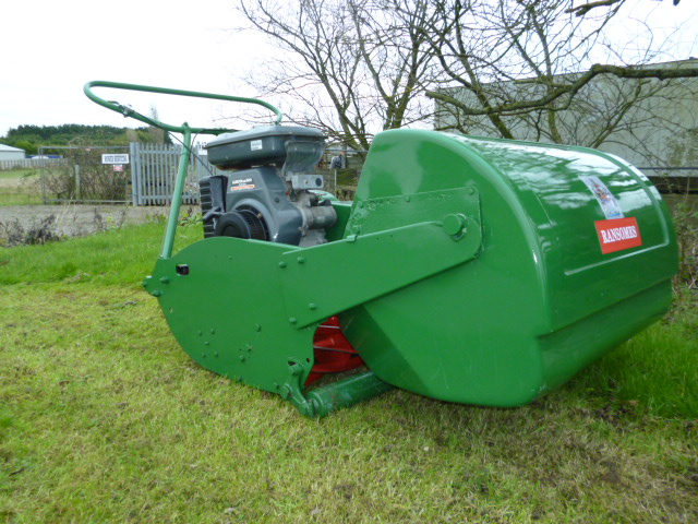 SOLD!!! RANSOMES MASTIFF 36