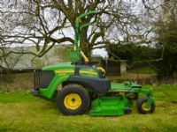 SOLD!!! JOHN DEERE 997 ZERO TURN MOWER 2006