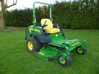 SOLD ! JOHN DEERE 997 ZERO TURN MOWER