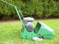 RANSOMES SUPER CERTES 51 groomers 11 blade
