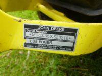 john deere lawn edge E35 petrol for bowling