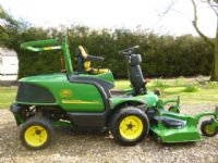 SOLD!!! JOHN DEERE 1445 5FT REAR 4X4 DIESEL MOWER