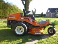 SOLD!!! KUBOTA Z28 ZERO TURN MOWER DIESEL