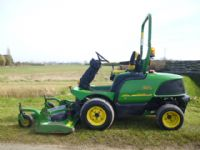 SOLD!!! JOHN DEERE 1445 5FT OUT FRONT MOWER 03