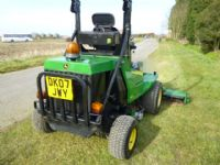 SOLD!!! JOHN DEERE 900 RIDE ON LAWN MOWER TRIPLE