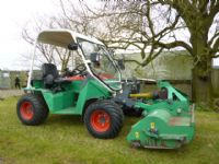 SOLD!!! AEBI RASANT 1305 BANK MOWER DIESEL