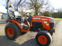 sold ! KUBOTA B2230 HRS  COMPACT TRACTOR 4X4