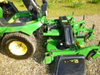 SOLD!!! JOHN DEERE 1565 WITH FLEX DECK MOWER