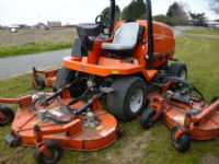 SOLD!!! JACOBSEN HR5111 4X4 BATWING MOWER DIESEL