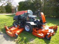 SOLD!!! JACOBSEN HR6010 BATWING MOWER ROTARY