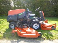 SOLD !JACOBSEN HR6010 BATWING MOWER ROTARY
