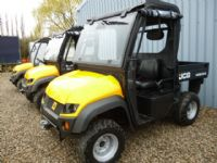 SOLD!!! JCB WORKMAX LIKE MULE GATOR BUGGY