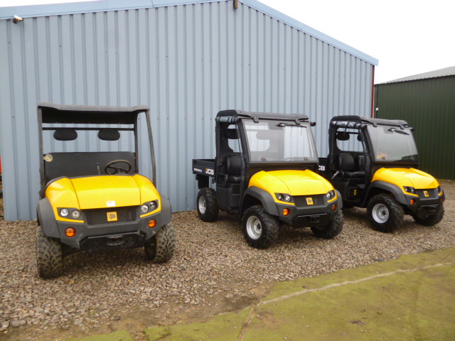 Sold Jcb Workmax Like Mule Gator Buggy For Sale Fnr