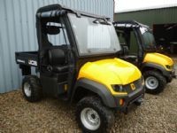 sold ! JCB WORKMAX LIKE MULE GATOR BUGGY