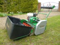 SOLD!!! DENNIS 34 CYLINDER MOWER SERVICED READY