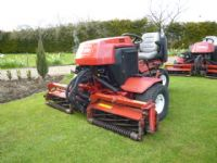 Toro reelmaster 2300d tees mower 3x3