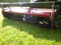 SOLD ! TORO SIDEWINDER 3100D TRIPLE RIDE ON MOWER