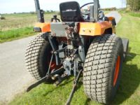 sold ! KUBOTA ST30 COMPACT TRACTOR 4X4