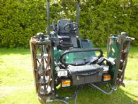 HAYTER LT324 RIDE ON DIESEL MOWER 05 2 IN STOCK
