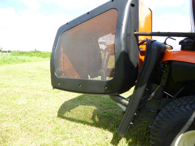 SOLD! KUBOTA GR1600 DIESEL 2WD MOWER