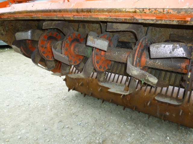 sold ! MURATORI Stone Burier for Tractor PTO