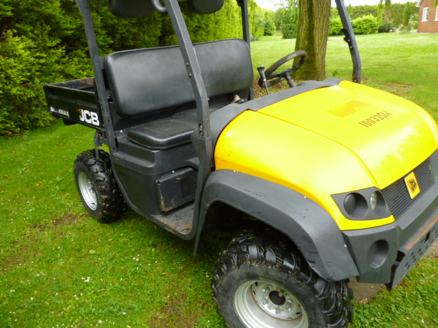 JCB WORKMAX 800d LIKE MULE GATOR BUGGY