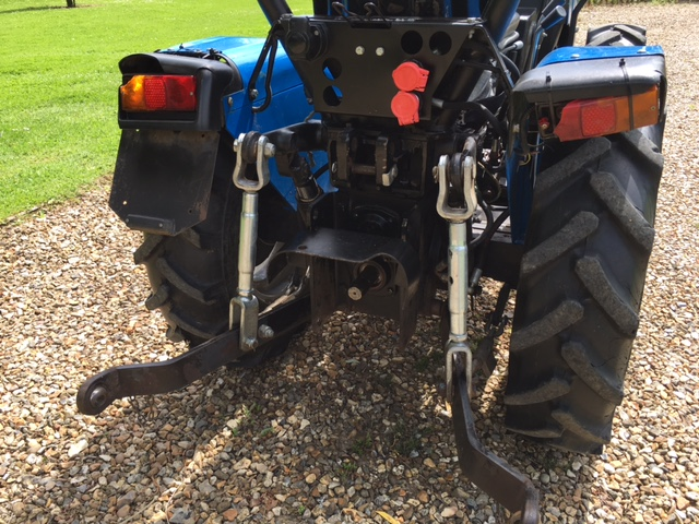 sold ! BCS VICTOR 400 COMPACT TRACTOR