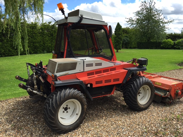 SOLD REFORM BANK FLAIL MOWER 2 METER