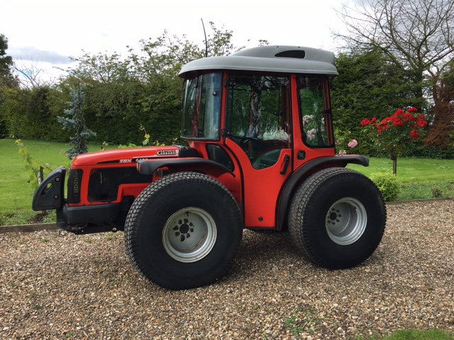 SOLD!!! ANTONIO CARRARO 6400 TRACTOR