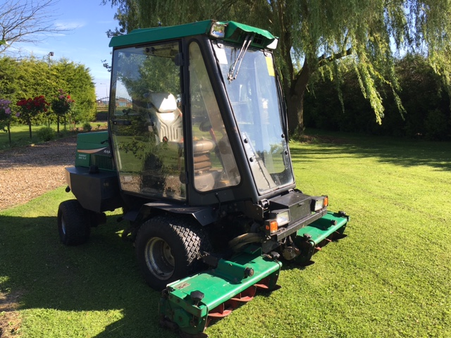 SOLD!!! RANSOMES PARKWAY 2250 MOWER