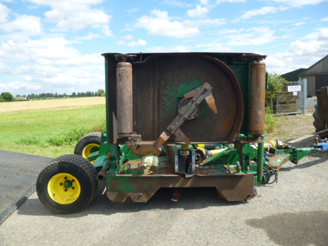 sold MAJOR  BATWING ROLLER MOWER