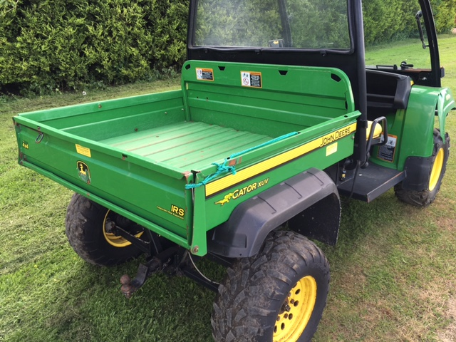 JOHN DEERE XUV 850D UTILITY VEHICLE Winter sale !