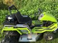 sold ! GRILLO 9.21 CLIMBER BANK MOWER 40 HOURS