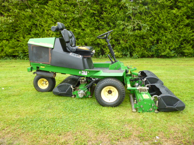 SOLD!!! JOHN DEERE 500 MOWER TEES COLLECTION SALE