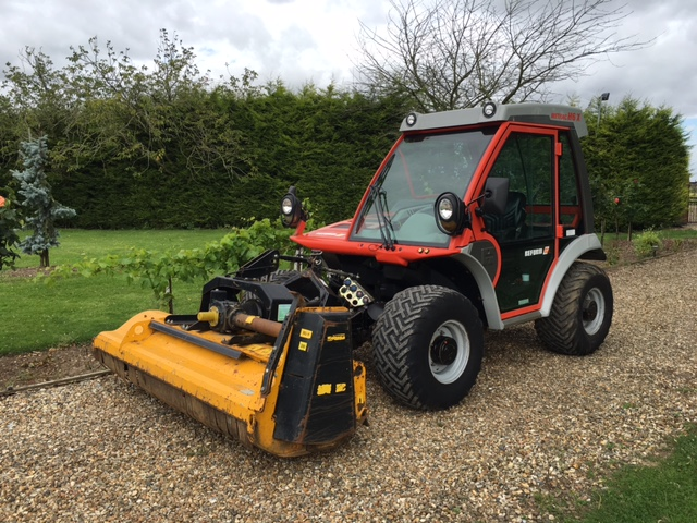 SOLD!!! REFORM H6X BANK FLAIL MOWER for sale, FNR Machinery