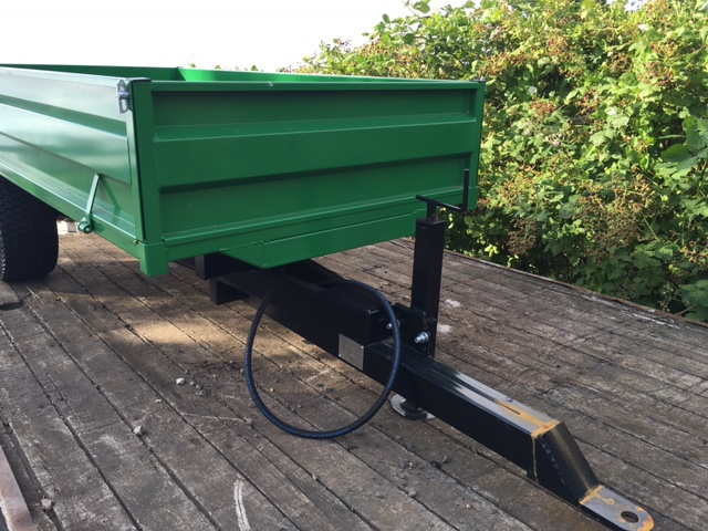 OUT OF STOCK!!! OXDALE TRAILER 1500KG COMPACT TRAC