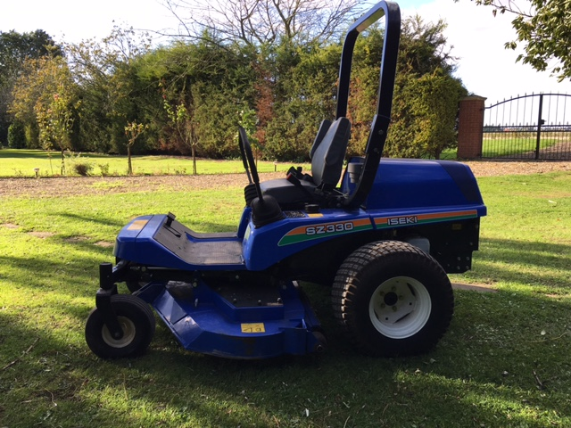 SOLD!!! ISEKI SZ330 YEAR 2012 ZERO TURN MOWER 130