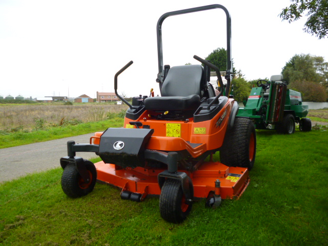 SOLD!!! KUBOTA ZD326 ZERO TURN RIDE ON MOWER