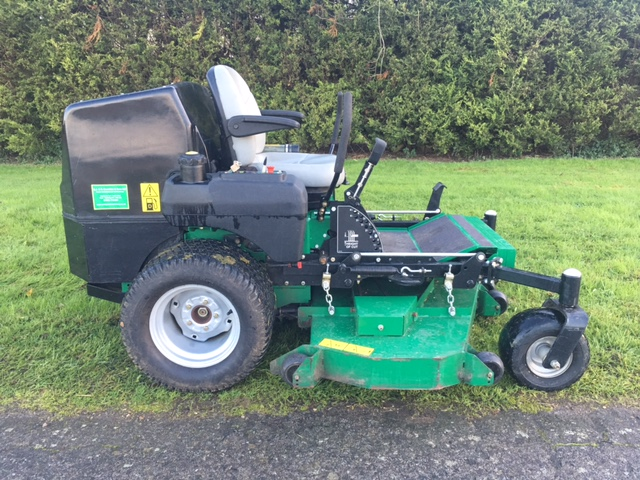 SOLD!!! RANSOMES ZT220D ZERO TURN RIDE ON MOWER