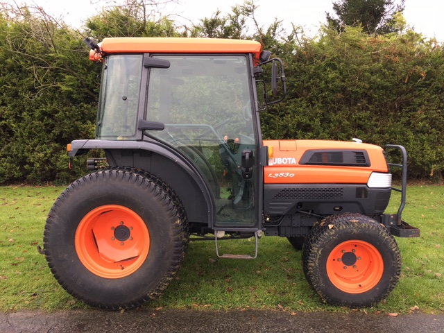 SOLD!!! KUBOTA L3830 COMPACT TRACTOR